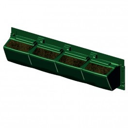 MODULOGREEN PLANT WALL 90X24CM WITHOUT SUBSTRATE