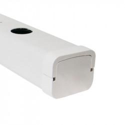Bouchon non percé complet pour Système aéroponique Tube Aero - Platinium