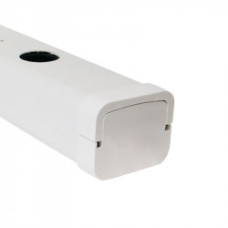 Plug non-pierced complete System aeroponic Tube Aero - Platinum