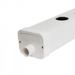 Pierced screw cap complete System aeroponic Tube Aero - Platinum