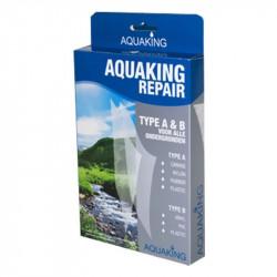 Rustines réparatrices (pour bâche bassin de jardin) - Aquaking