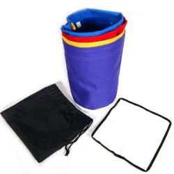 Ice Bag 5 Gallon (5 Bags) - Polinator