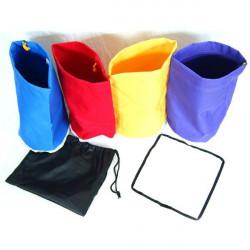 Ice Bag 1 Gallon (Par 4 Sacs) - Polinator