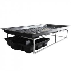 Système de table à marée 3m2 complet - Flowtable Pro
