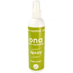 Contrôle des odeurs - Fresh Linen Spray 250 ml - ONA
