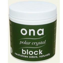 Contrôle des odeurs - Polar Crystal Block 170 g - ONA