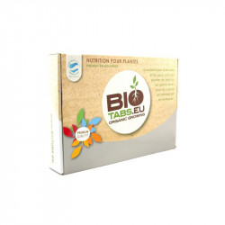 Biotabs Starter Box , pack complete fertilizer, growth and flowering 100% organic