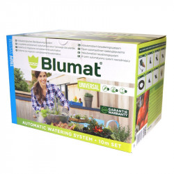 irrigation System 40 Plants Carrot Blumat -Watering Holiday balcony and terrace without electricity