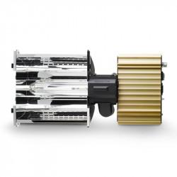 Kit éclairage complet Expert Série 600W Nanotube UHF (ballast, réflecteur + nanotube, EL) - Dimlux