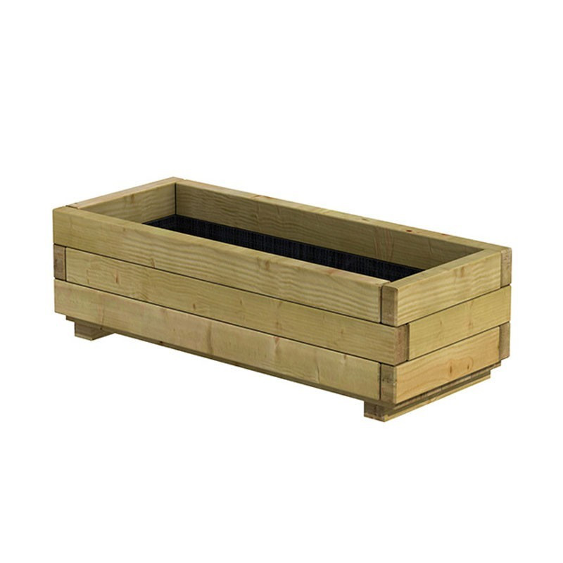 RECTANGLE TRAY 82X34X25CM AUTOCLAVE SPRUCE