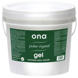 Contrôle des odeurs - Polar Crystal Gel seau de 3.8kgs - ONA
