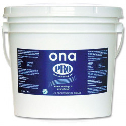 Contrôle des odeurs - Pro Gel seau de 3.8kgs - ONA