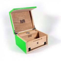 FUM BOX PETIT MODEL COULEUR VERTE