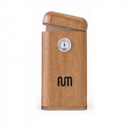 FUM BOX  MODELE VERTICAL COULEUR BOIS