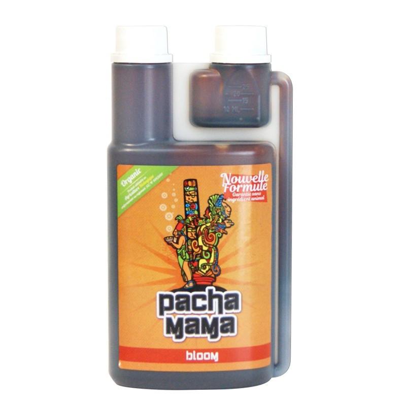 Engrais floraison biologique Pachamama bloom 500 mL - Vaalserberg Garden - Nouvelle formule