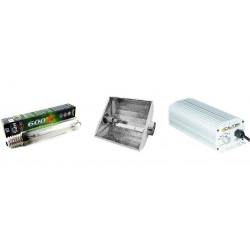 Kit Superlumens 600W Electronics - C