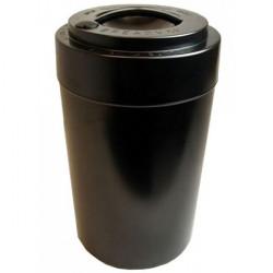 Sealed box, 10L Black vacuum - Tightpac , boxes herbs , empty air
