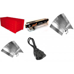 Kit Eclairage Magnetic 600 Red Light 14