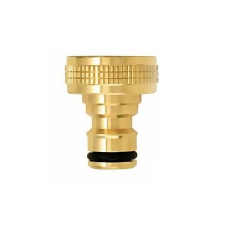 TAP CONNECTOR BRASS 26X34 A9312