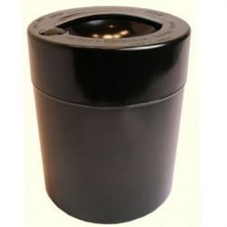 Boîte Tightpac Kilovac 3,8 l Noire Opaque , boites herbes , vide air