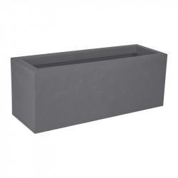 Balconnière Volcania Up - 59x19.2x22.8cm 25L gris galet - EDA Plastique