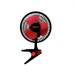 ADVANCED STAR CLIP FAN 20CM AC 13W