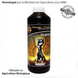 Humic Fulvic Booster grow and bloom 500ml - Platinum