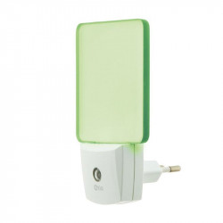 Night light twilight automatic green LED 0.5 W - Elexity