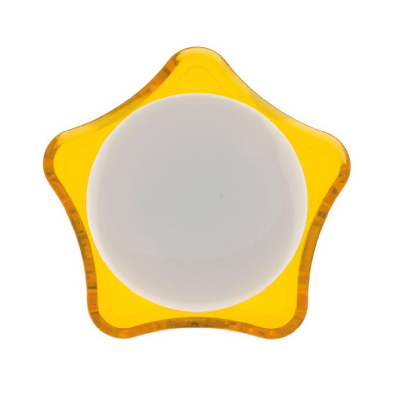 Amber star neon twilight nightlight Otio1.2w