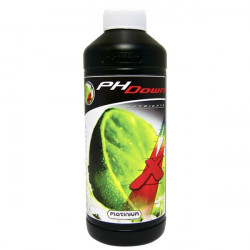 PH Down Acids 500 ml - Platinium , régulateur de ph , abaisse le ph , phosphorique 75%
