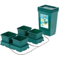 Autopot Kit Complet 4 Pots Easy2Grow + 1 Réservoir 47L , système hydroponique sans pompe