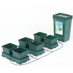 Autopot Kit Complet 6 Pots Easy2Grow + Réservoir 47 L , système hydroponique sans pompe ni électricité
