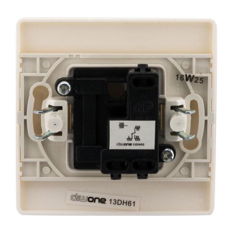 Winflex - Inner ventilation plug 200mm
