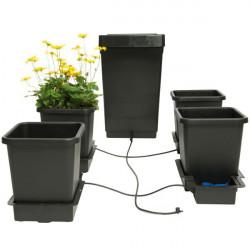 Autopot 4 Pots 15 System Kit + Reservoir , système hydroponique sans pompe ni électricité