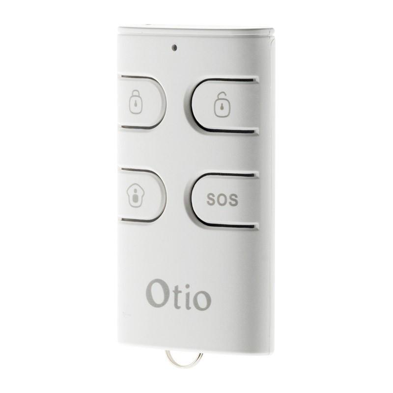 4 BUTTON WIRELESS ALARM REMOTE CONTROL - OTIO - 755009