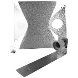 Réflecteur en Kit pour ampoule HPS, MH ou CFL