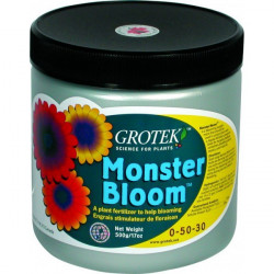 Grotek Monster Bloom 500G, booster de floraison