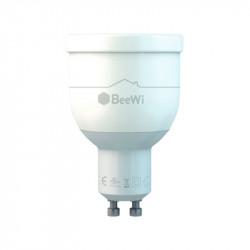 Beewi spot led multicolore connectée RVB GU10 4W