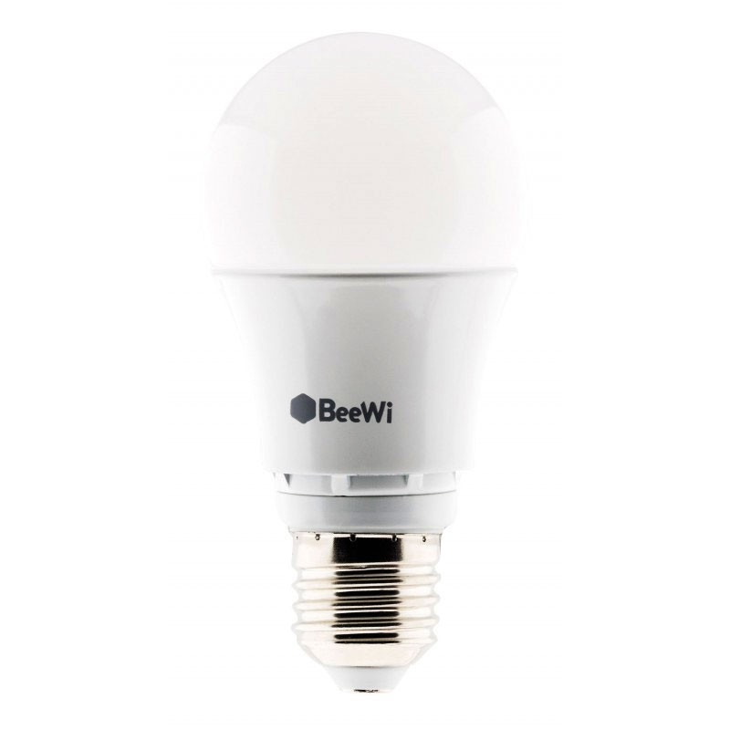 Beewi standard led bulb E27 connected 7W RGB 3000K° 7W