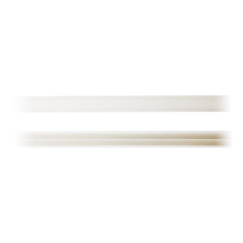 Moulding 40X17mm length 2m white RAL9016 Zenitech