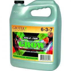 Grotek Solo-Tek Grow 4L , engrais de croissance , hydro,terre,coco