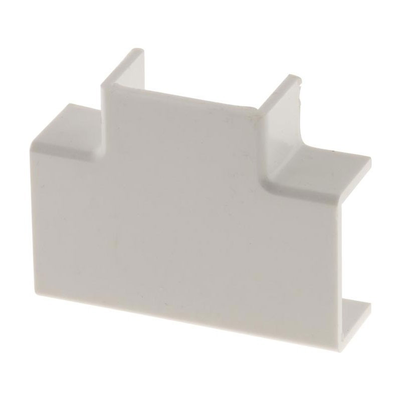 1 T for moulding 20X10mm white Zenitech