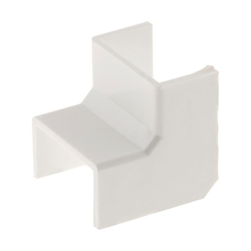 2 angles interior mouldings 20X10mm white Zenitech