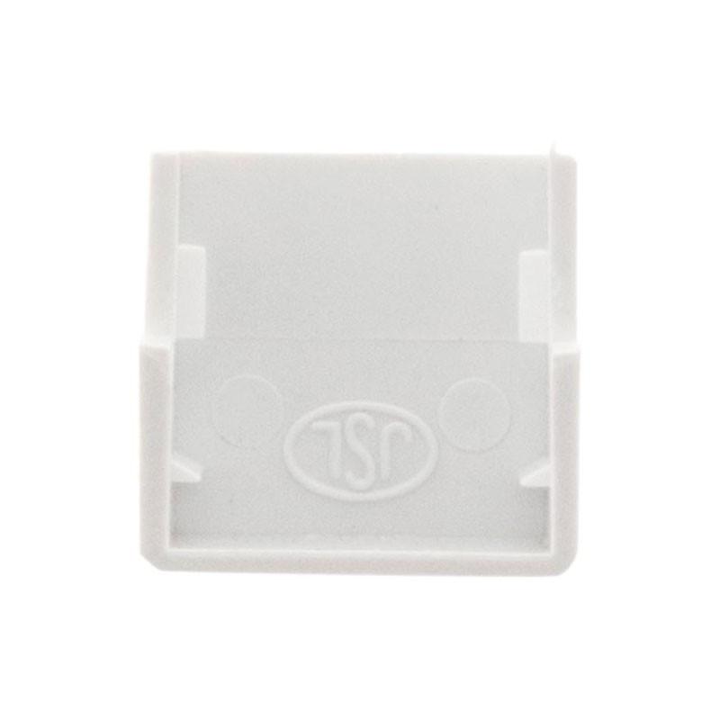 2 corners external mouldings 20X10mm white Zenitech