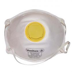 Half-Mask Respirator Single Use Ffp2 With Valve Box of 10