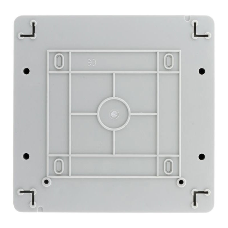 IP65 waterproof electrical box 12 modules with door Zenitech