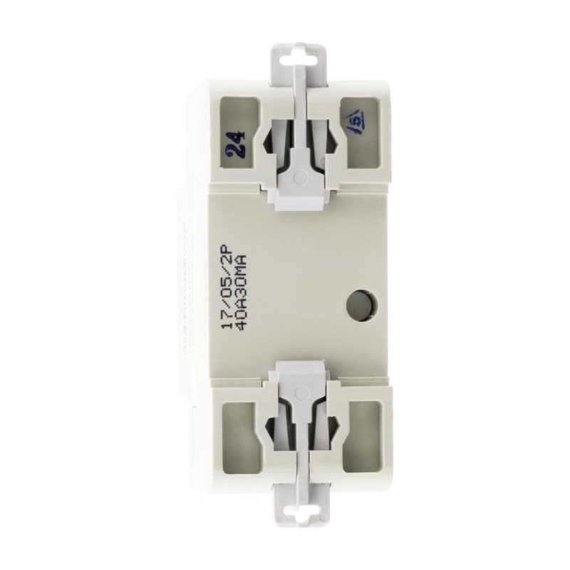 Differential switch 40/2-30mA AC type Zenitech NF