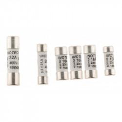 158901 6 FUSIBLES (10A+3x16A+20A+32A) SANS VOYANT NF
