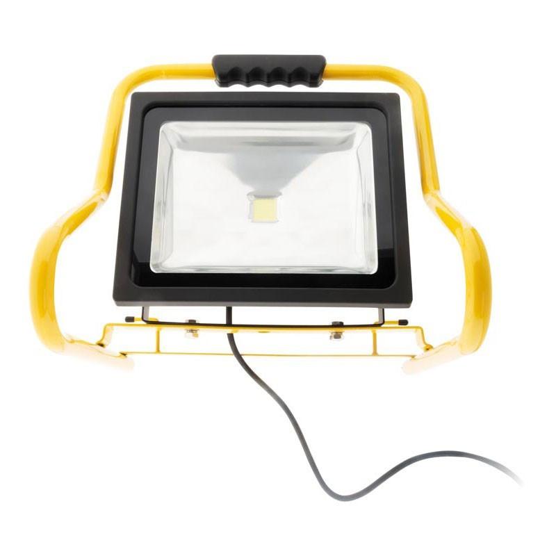 141442 PROJECTEUR LED PORTABLE +CABLE 50W