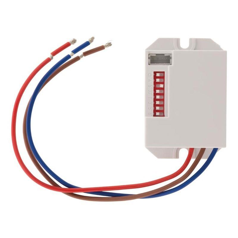 Mini flush-mounted sensor white Elexity